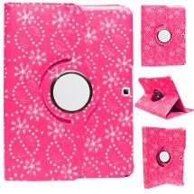 """SLEVA - CORTE Pouzdro na tablet 7"""" koženkové, otočné , růžové"""