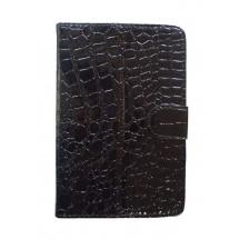 "ALIGAN Pouzdro na tablet 7"", se stojánkem, koženkové, černé"