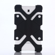 """FLEXI Univerzální silikonový kryt na tablet 7"""" - 8"""",  černý"""