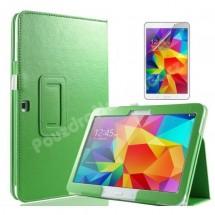 """Pouzdro na tablet Samsung Galaxy TAB SM-T900 12,2"""",  koženkové zelené"""