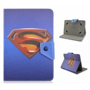 """KID1 Pouzdro na tablet 8"""", univerzální, Superman"""