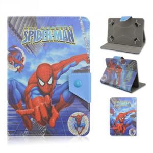 """KID2 Pouzdro na tablet 8"""", univerzální, Spiderman"""