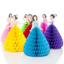 3D Přáničko - princezna