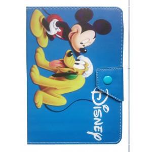 """SLEVA - KID Pouzdro na tablet 7"""", univerzální, Mickey Mouse"""