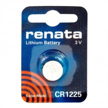 Baterie Renata CR1225, DL1225, BR1225, KL1225, LM1225, 3V, blistr 1 ks