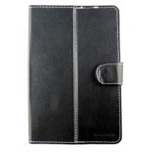 "CASEAN Pouzdro na tablet 8"", se stojánkem, koženkové, černé"